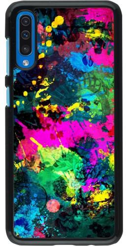 Coque Samsung Galaxy A50 - splash paint