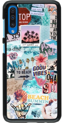 Coque Samsung Galaxy A50 - Summer 20 collage
