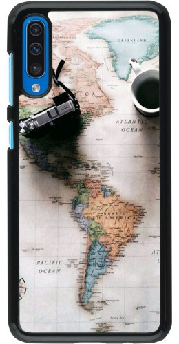 Coque Samsung Galaxy A50 - Travel 01