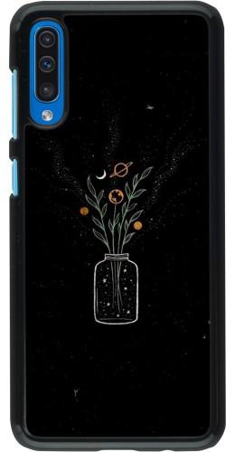 Coque Samsung Galaxy A50 - Vase black