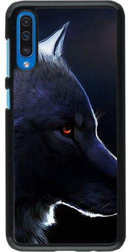 Coque Samsung Galaxy A50 - Wolf Shape