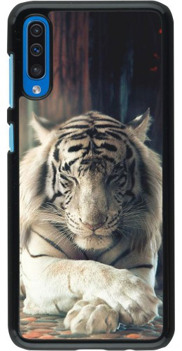 Coque Samsung Galaxy A50 - Zen Tiger
