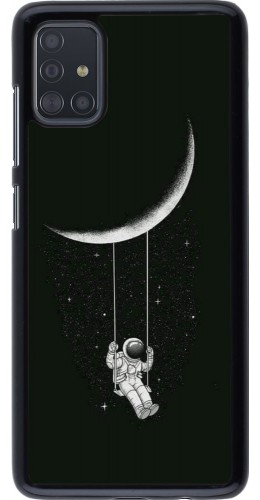 Coque Samsung Galaxy A51 - Astro balançoire