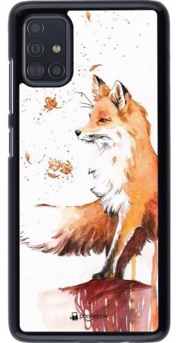 Coque Samsung Galaxy A51 - Autumn 21 Fox