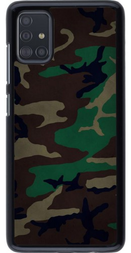 Coque Samsung Galaxy A51 - Camouflage 3