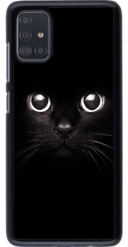Coque Samsung Galaxy A51 - Cat eyes