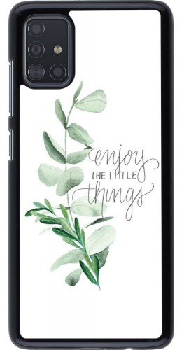 Coque Samsung Galaxy A51 - Enjoy the little things