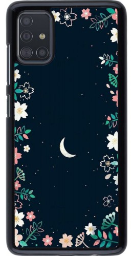 Coque Samsung Galaxy A51 - Flowers space