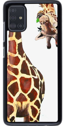 Coque Samsung Galaxy A51 - Giraffe Fit