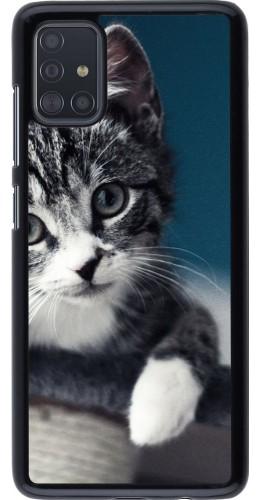 Coque Samsung Galaxy A51 - Meow 23