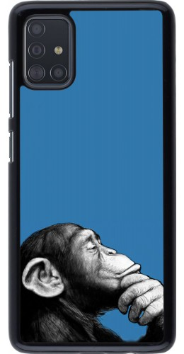 Coque Samsung Galaxy A51 - Monkey Pop Art