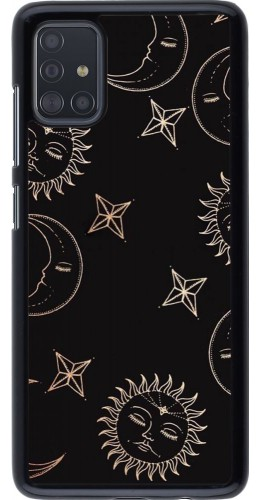 Coque Samsung Galaxy A51 - Suns and Moons