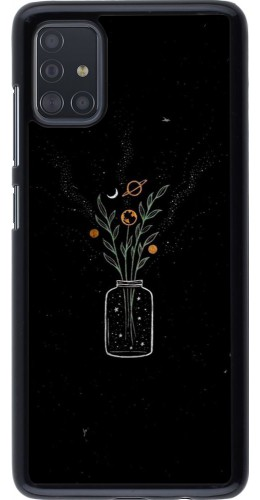 Coque Samsung Galaxy A51 - Vase black