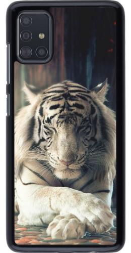 Coque Samsung Galaxy A51 - Zen Tiger