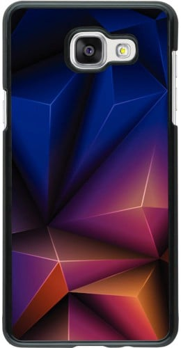 Coque Samsung Galaxy A5 (2016) - Abstract triangles