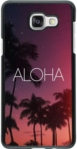 Coque Samsung Galaxy A5 (2016) - Aloha Sunset Palms