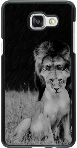 Coque Galaxy A5 (2016) - Angry lions