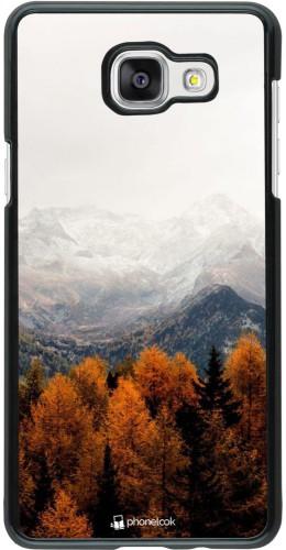 Coque Samsung Galaxy A5 (2016) - Autumn 21 Forest Mountain