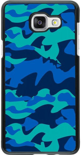 Coque Samsung Galaxy A5 (2016) - Camo Blue