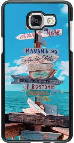 Coque Samsung Galaxy A5 (2016) - Cool Cities Directions
