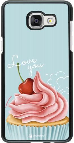 Coque Samsung Galaxy A5 (2016) - Cupcake Love You