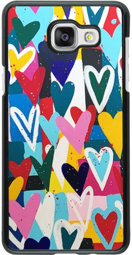 Coque Samsung Galaxy A5 (2016) - Joyful Hearts