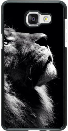 Coque Galaxy A5 (2016) - Lion looking up