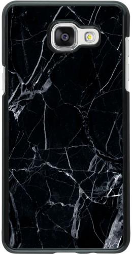 Coque Galaxy A5 (2016) -  Marble Black 01