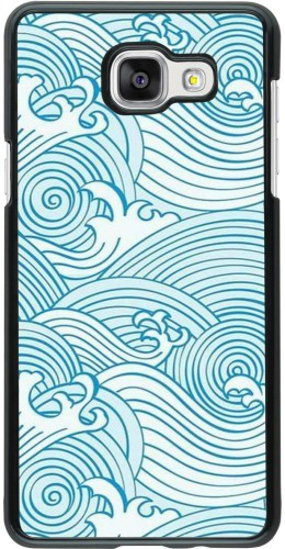 Coque Samsung Galaxy A5 (2016) - Ocean Waves