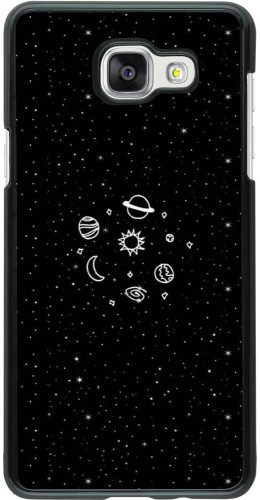 Coque Galaxy A5 (2016) - Space Doodle