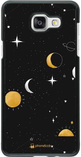 Coque Samsung Galaxy A5 (2016) - Space Vector