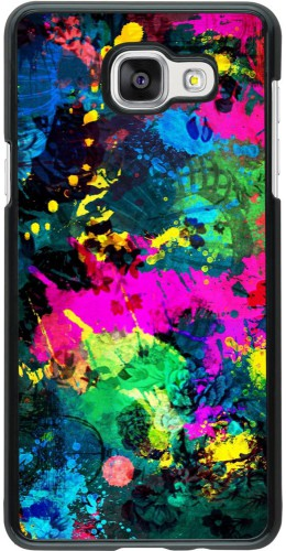 Coque Samsung Galaxy A5 (2016) - splash paint