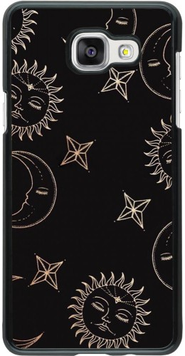 Coque Samsung Galaxy A5 (2016) - Suns and Moons