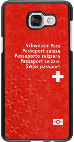 Coque Galaxy A5 (2016) -  Swiss Passport