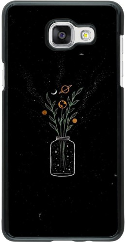 Coque Samsung Galaxy A5 (2016) - Vase black