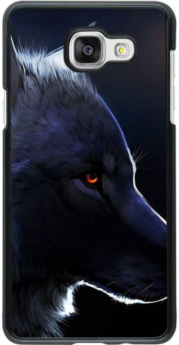 Coque Galaxy A5 (2016) -  Wolf Shape