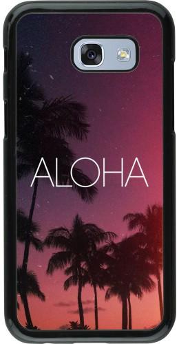 Coque Samsung Galaxy A5 (2017) - Aloha Sunset Palms