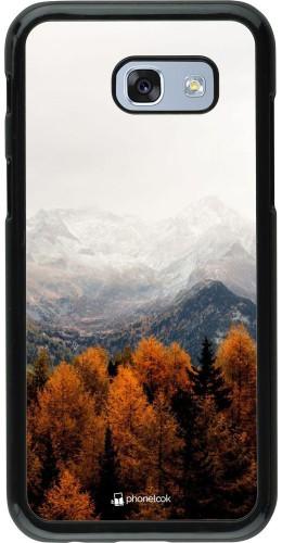 Coque Samsung Galaxy A5 (2017) - Autumn 21 Forest Mountain