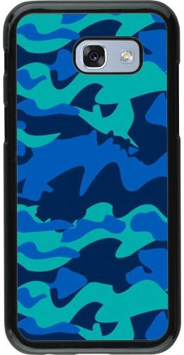 Coque Samsung Galaxy A5 (2017) - Camo Blue