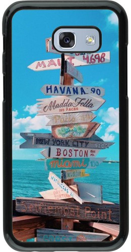 Coque Samsung Galaxy A5 (2017) - Cool Cities Directions