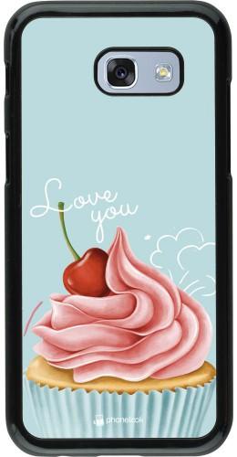Coque Samsung Galaxy A5 (2017) - Cupcake Love You