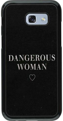Coque Galaxy A5 (2017) - Dangerous woman