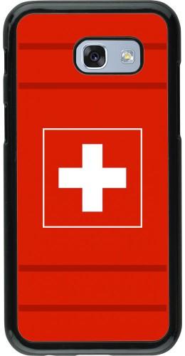Coque Samsung Galaxy A5 (2017) - Euro 2020 Switzerland