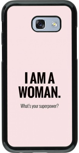 Coque Samsung Galaxy A5 (2017) - I am a woman