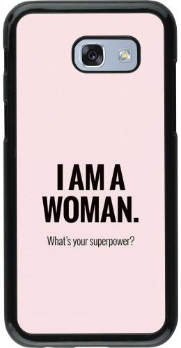 Coque Samsung Galaxy A5 (2017) - I am a woman