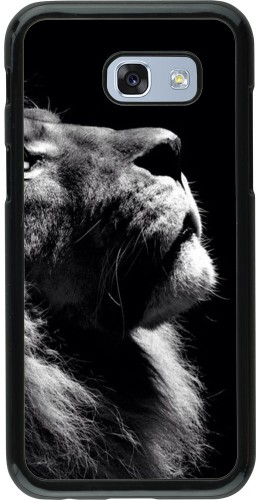 Coque Samsung Galaxy A5 (2017) - Lion looking up