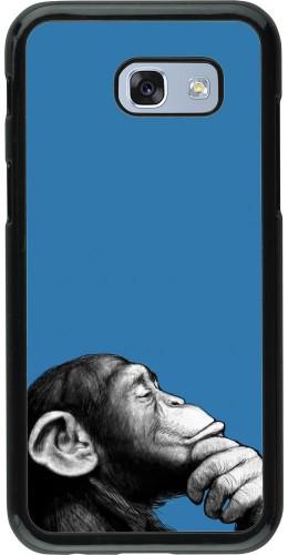 Coque Samsung Galaxy A5 (2017) - Monkey Pop Art