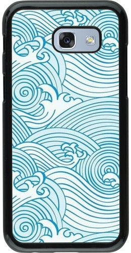 Coque Samsung Galaxy A5 (2017) - Ocean Waves