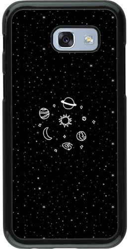 Coque Galaxy A5 (2017) - Space Doodle