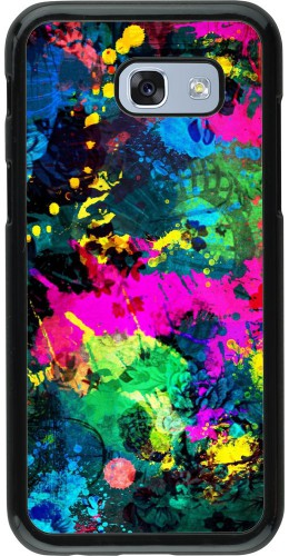 Coque Samsung Galaxy A5 (2017) - splash paint